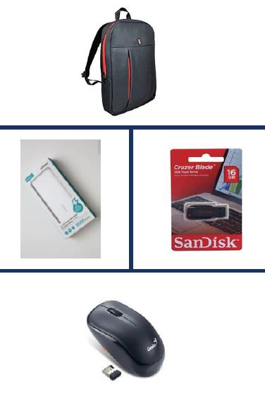 Notebook Starter Pack